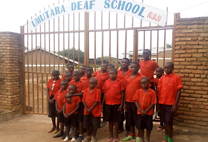 Umutara deaf school